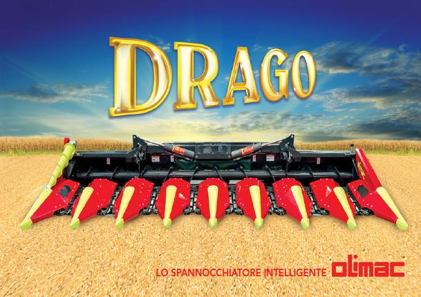 DRAGO Olimac adapter